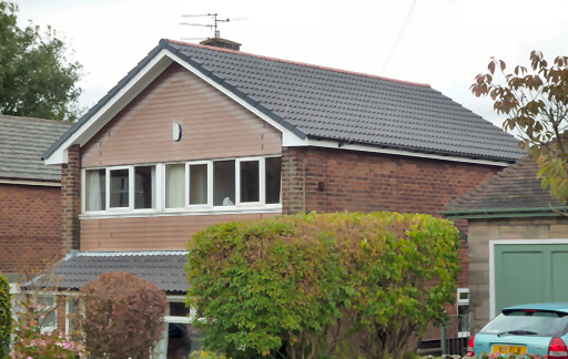 reputable roofing company Farington